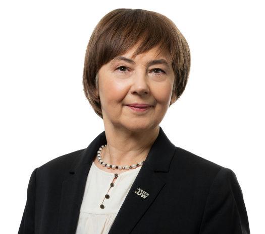 Pani prof. Ewa Bulska