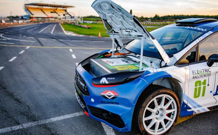 Wkrótce inauguracja ligi elektrycznego Rallycrossu