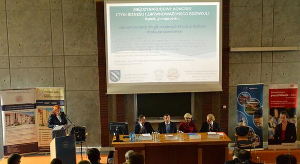 Śląskie Centrum Etyki Biznesu i Zrównoważonego Rozwoju partnerem Polskiej Nagrody Inteligentnego Rozwoju