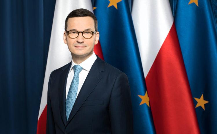 Mateusz Morawiecki laureatem Polskiej Nagrody Inteligentnego Rozwoju