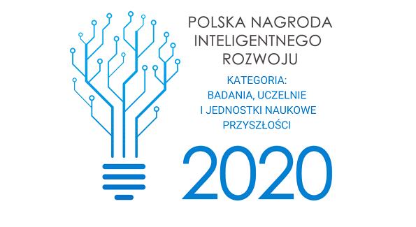 LAUREACI PNIR 2020: Badania, uczelnie i jednostki naukowe przyszłości