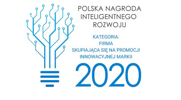 LAUREACI PNIR 2020: Firma skupiająca się na promocji innowacyjnej marki