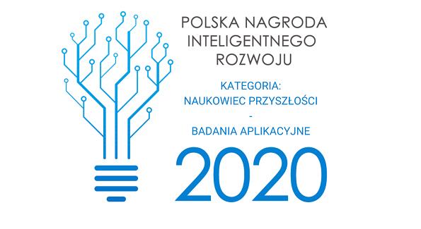 LAUREACI PNIR 2020: Naukowcy przyszłości reprezentujący badania aplikacyjne. Gratulujemy!