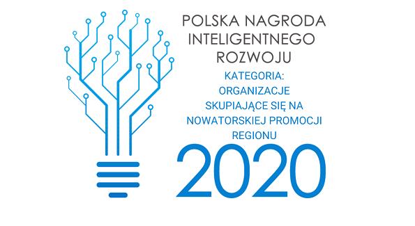 LAUREACI PNIR 2020: Organizacje skupiające się na nowatorskiej promocji regionu