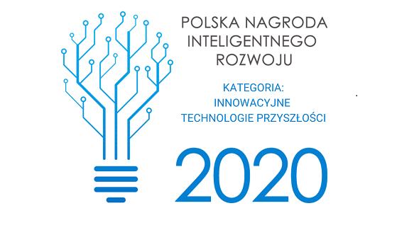 LAUREACI PNIR 2020: Organizacje wdrażające innowacyjne technologie przyszłości mające wpływ na inteligentny rozwój. Gratulujemy!