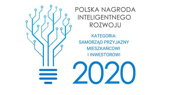 LAUREACI PNIR 2020: Samorząd przyjazny mieszkańcowi i inwestorowi. Gratulujemy!