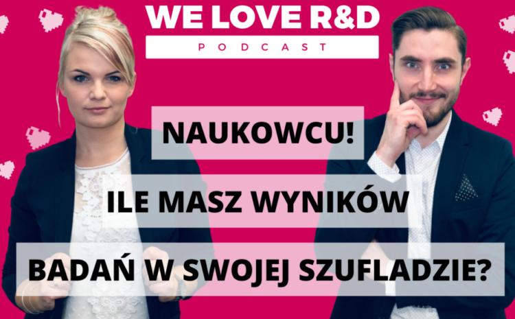 Wejdź z nami w  świat WE LOVE R&D!