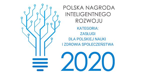 LAUREACI PNIR 2020: Zasługi dla polskiej nauki i zdrowia społeczeństwa